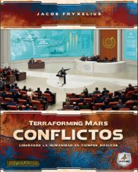 Terraforming Mars exp Conflictos