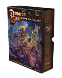 Dungeon Saga (en Inglés)