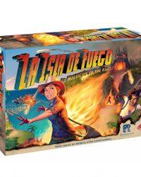 La Isla de Fuego La Maldición de Vul-Kar