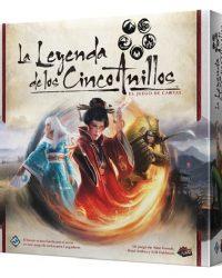 La leyenda de los cinco anillos LCG