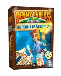 Penny Papers The Temple of Apikhabou