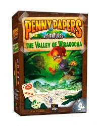 Penny Papers Valley of Wiraqocha