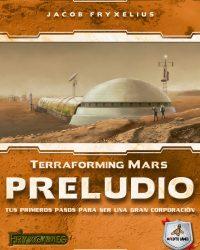 Terraforming Mars exp Preludio