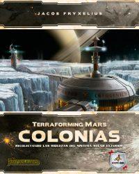 Terraforming Mars exp Colonias