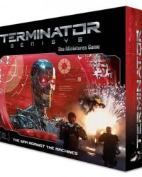 Terminator Genesys The Miniatures Game (en Inglés)