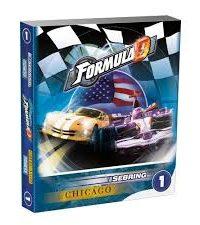 Fórmula D: Circuito Sebring & Chicago