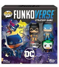 Funkoverse DC Inglés