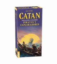 Catán Piratas y Exploradores 5-6 Jugadores