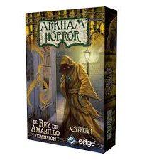 Arkham Horror: El Rey de Amarillo