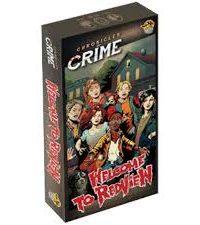 Crónicas del Crimen: Bienvenido a Redview