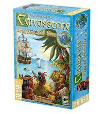Carcassonne Mares del Sur