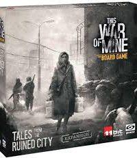 This War of mine exp Diarios de Guerra: Historias de la Ciudad en Ruinas