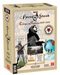 Here I Stand Juego estrategico de Europa y la Reforma 1517-1555