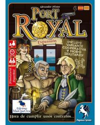 Port Royal expansion