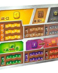 Terraforming Mars Dual Player Boards