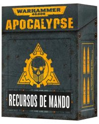 Apocalypse Recursos de Mando