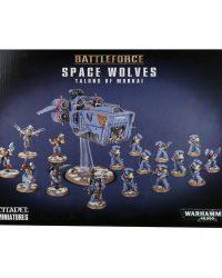 Battleforce Space Wolves