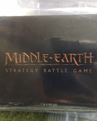 Middle Earth Fallen Realms Profile Card Pack