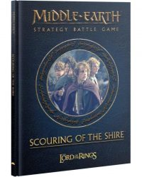 Middle Earth Scouring of The Shire