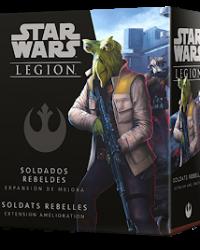 Soldados Rebeldes Expansión de mejora
