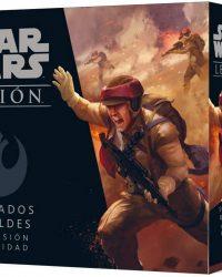 Soldados Rebeldes Expansión de unidad