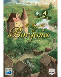 Castillos de Borgoña