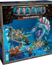 Clank! Tesoros sumergidos (expansión)