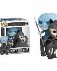 Mounted White Walker (60)