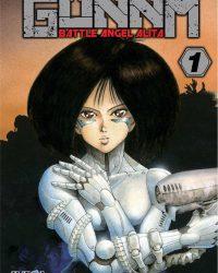 GUNNM BATTLE ANGEL ALITA 01
