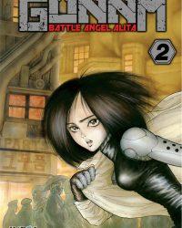 GUNNM BATTLE ANGEL ALITA 02