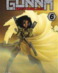 GUNNM BATTLE ANGEL ALITA 06