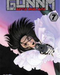 GUNNM BATTLE ANGEL ALITA 07