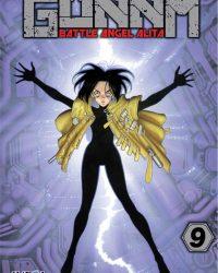 GUNNM BATTLE ANGEL ALITA 09