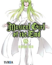 MAGICAL GIRL OF THE END 13