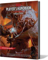 Manual del Jugador D&D 5ª