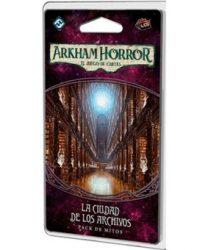 Arkham Horror LCG La ciudad de los archivos
