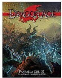 Dragon Age Pantalla del Dj