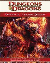 Dungeons & Dragons 4ª Anuario de la Revista Dragón