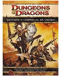 Dungeons & Dragons 4ª Escenario de campaña del Sol Oscuro