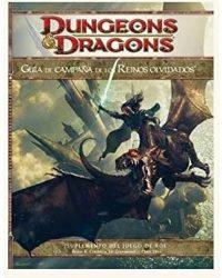 Dungeons & Dragons 4ª Guía de campaña de los Reinos Olvidados