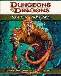 Dungeons & Dragons 4ª Manual de Monstruos 2