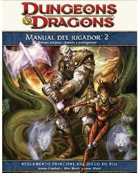 Dungeons & Dragons 4ª Manual del Jugador 2