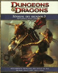 Dungeons & Dragons 4ª Manual del Jugador 3