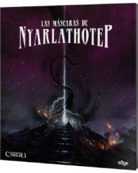 Las Máscaras de Nyarlathotep Edición primigenia