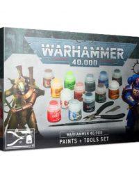 Paint+tool set Warhammer 40K