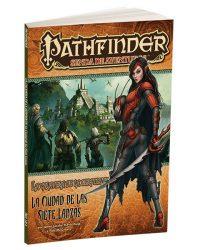 Pathfinder La Calavera de la Serpiente Parte 03