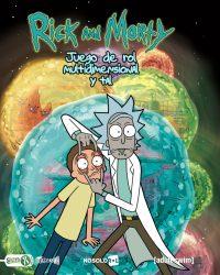 Rick and Morty Juego de Rol multidimensional y tal