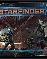 Starfinder Pantalla del Dj