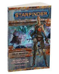 Starfinder Soles Muertos Senda de Aventura 01