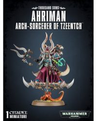 Thousand Sons Arch Sorcerer of Tzeentch Ahriman